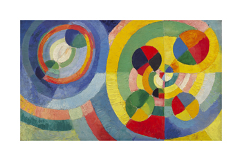 Circular Forms, 1930 Fine Art Print by Robert Delaunay