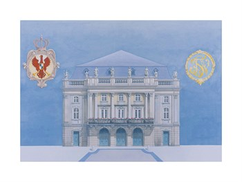 Bayreuth Fine Art Print by Andras Kaldor