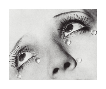 Glass Tears, 1932 Print by Man Ray