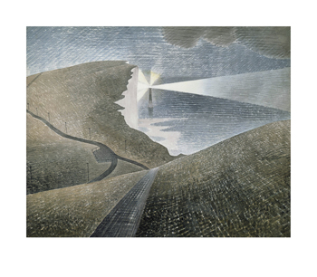 Beachy Head, 1939 Fine Art Print by Eric Ravilious