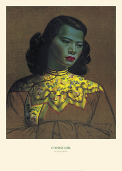 Chinese Girl Print by Vladimir Tretchikoff