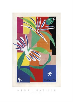 Danseuse Creole Print by Henri Matisse