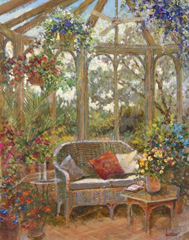 Conservatory II Print by Longo