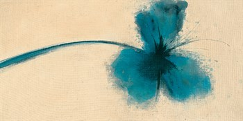 Ethereal Blue I Print by Emma Forrester