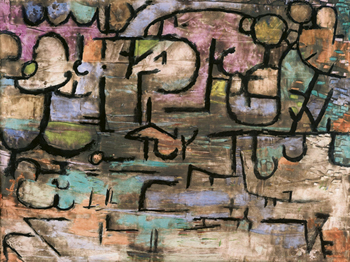 After the Flood, 1936 Print by Paul Klee