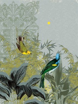 Birdsong at Dawn Print by Ken Hurd