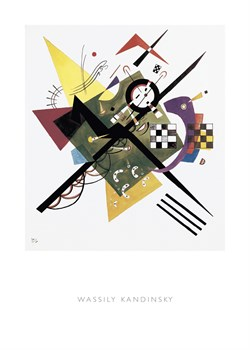 Study for On White II, 1922 Print by Wassily Kandinsky
