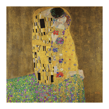 The Kiss Fine Art Print by Gustav Klimt