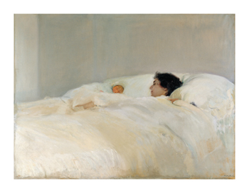 Mother Fine Art Print by Joaquín Sorolla y Bastida