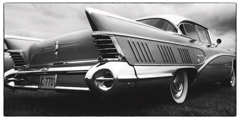 Buick Riviera Limited, 1958 Print by Hakan Strand