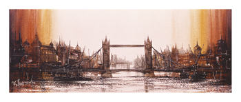 Tower Bridge Fine Art Print by Ron Folland