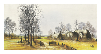 Country Fine Art Print by Ron Folland
