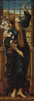 Hope Print by Sir Edward Burne-Jones