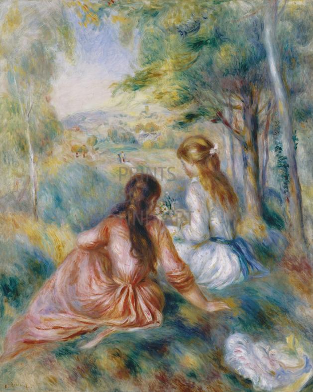 in the meadow renoir essay